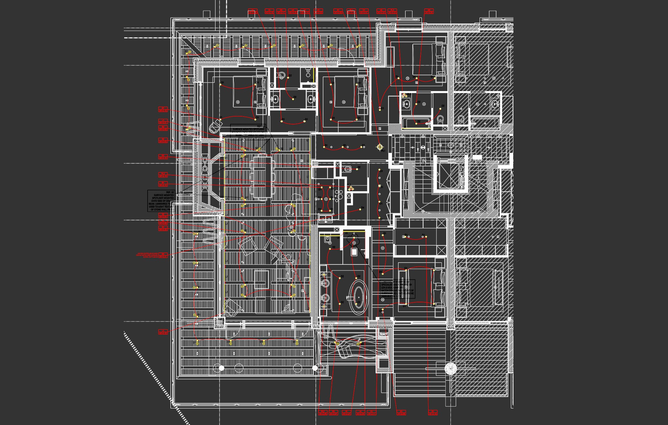 Typical CAD Plan - Example