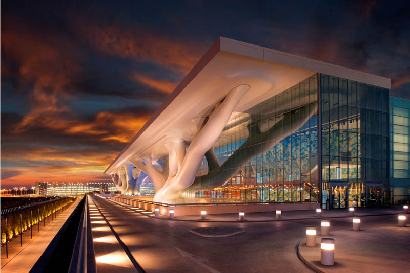 Qatar education city a lighting project by light and design